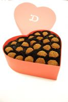 Heart Truffle Box (48 Truffles) - online exclusive